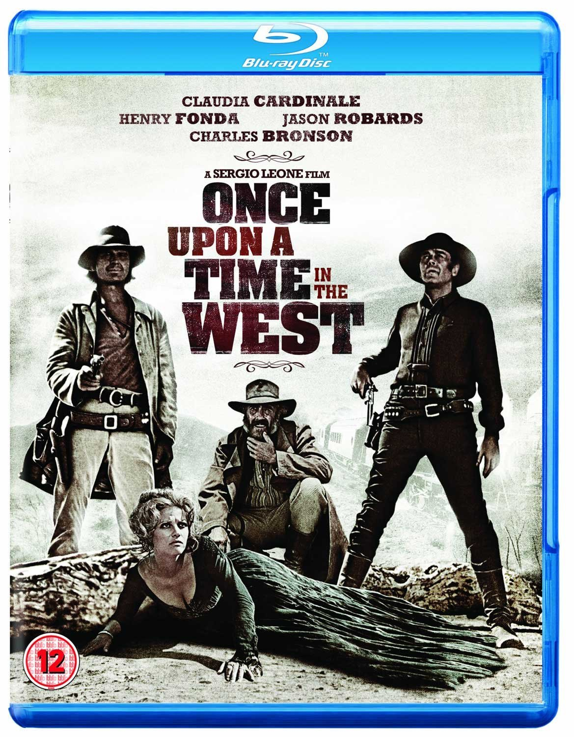Buy Once Upon a Time in the West - Blu-Ray