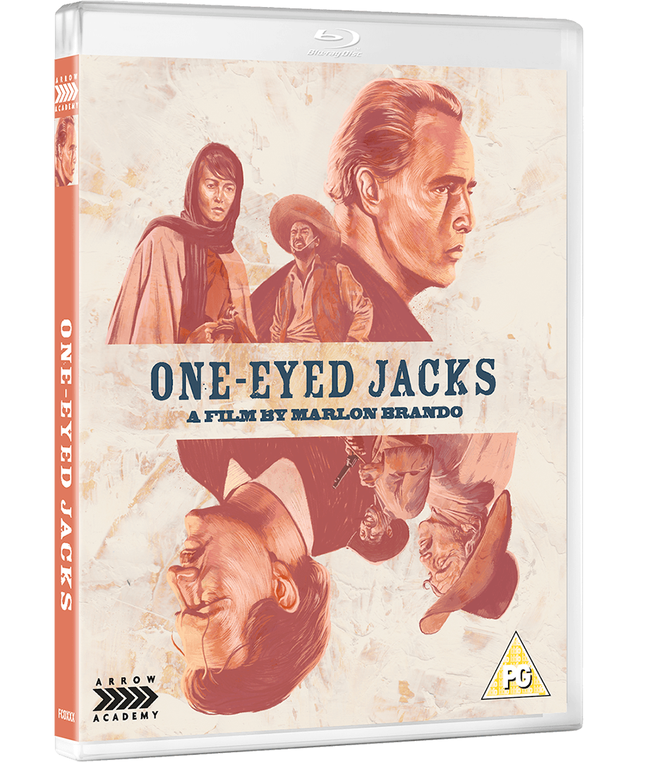 Buy One-eyed Jacks (Dual Format Edition)