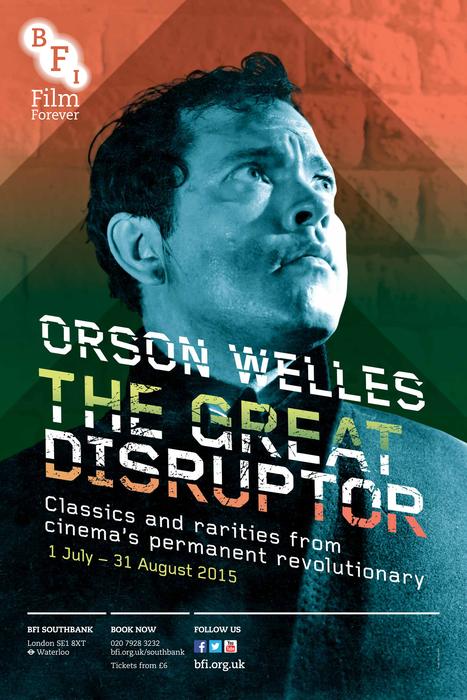 Buy Orson Welles season poster