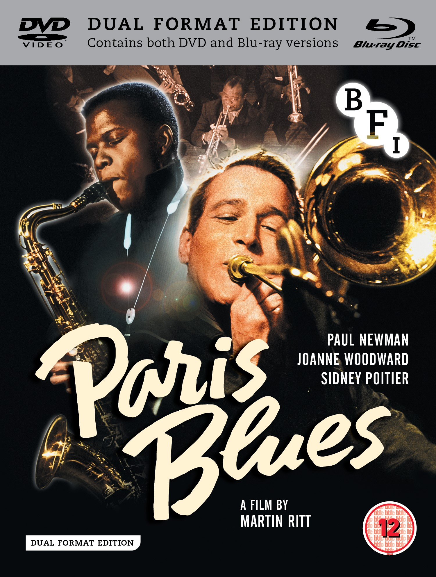 Buy Paris Blues (Dual Format Edition)
