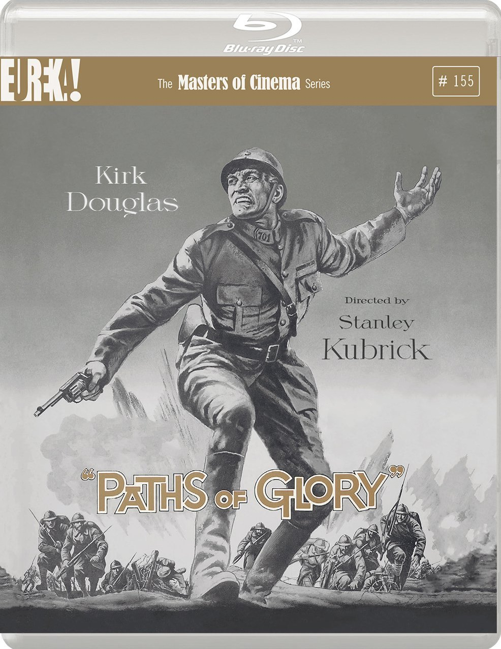 Buy Paths of Glory (Blu-ray)