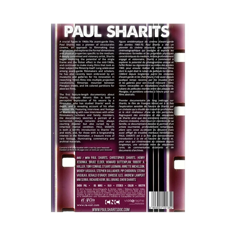 Buy Paul Sharits