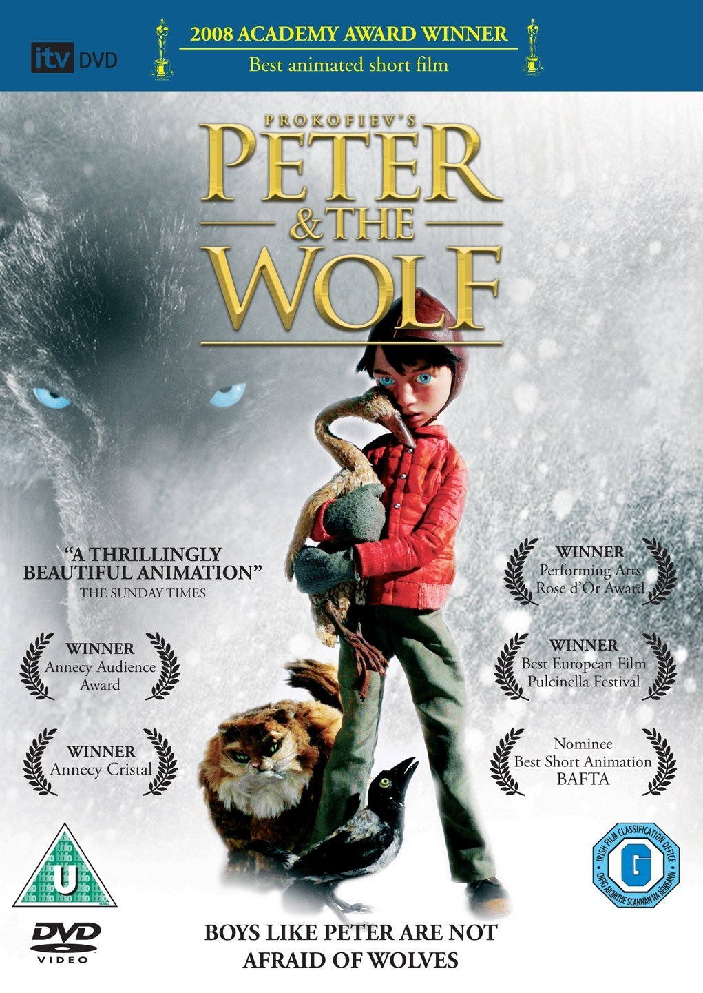 Buy Peter and the Wolf