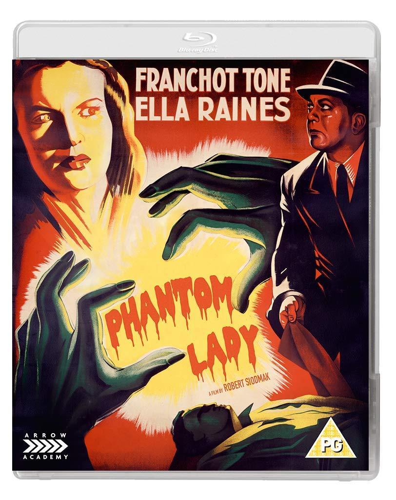 Buy Phantom Lady (Blu Ray)