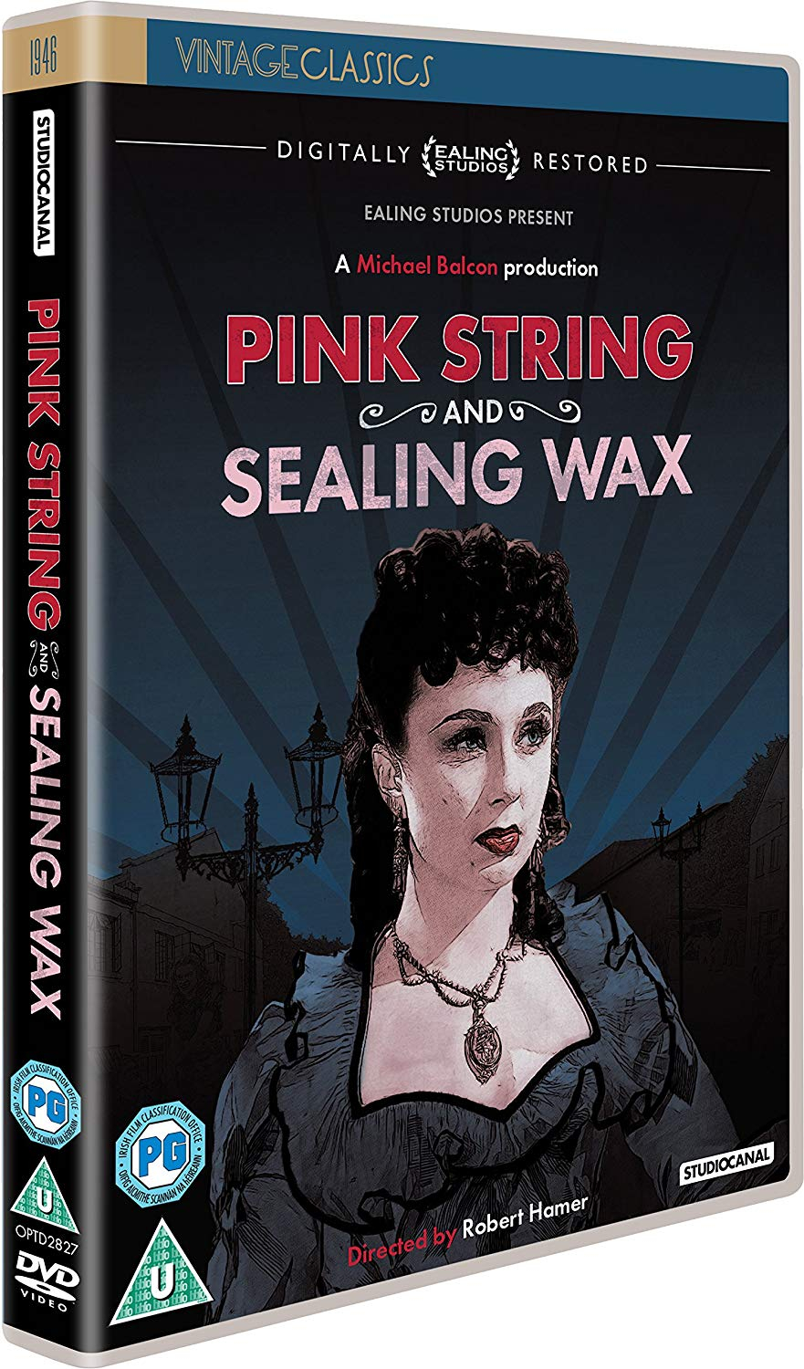 Buy Pink String and Sealing Wax