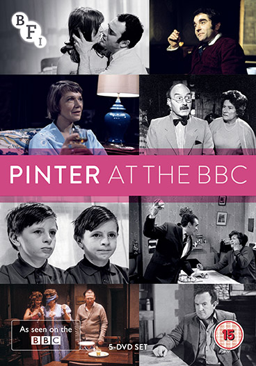 Buy PRE-ORDER Pinter at the BBC (5 DVD set)