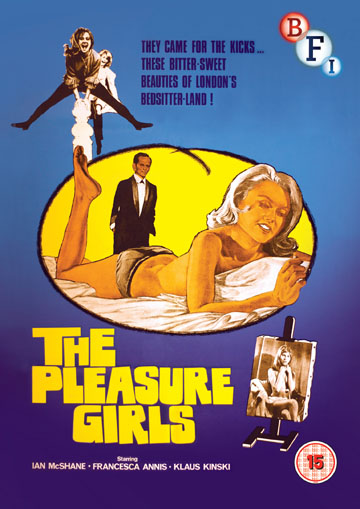 Buy Pleasure Girls, The (Flipside 010)