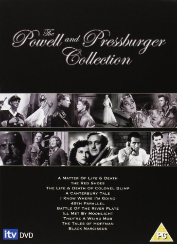 Buy The Powell and Pressburger Collection