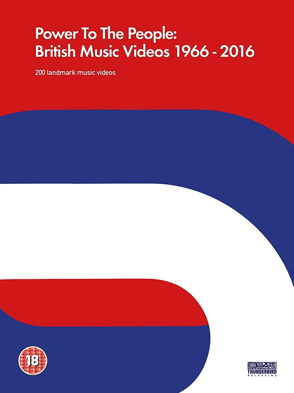Buy Power To The People: British Music Videos 1966 - 2016 (6 DVD Box Set)