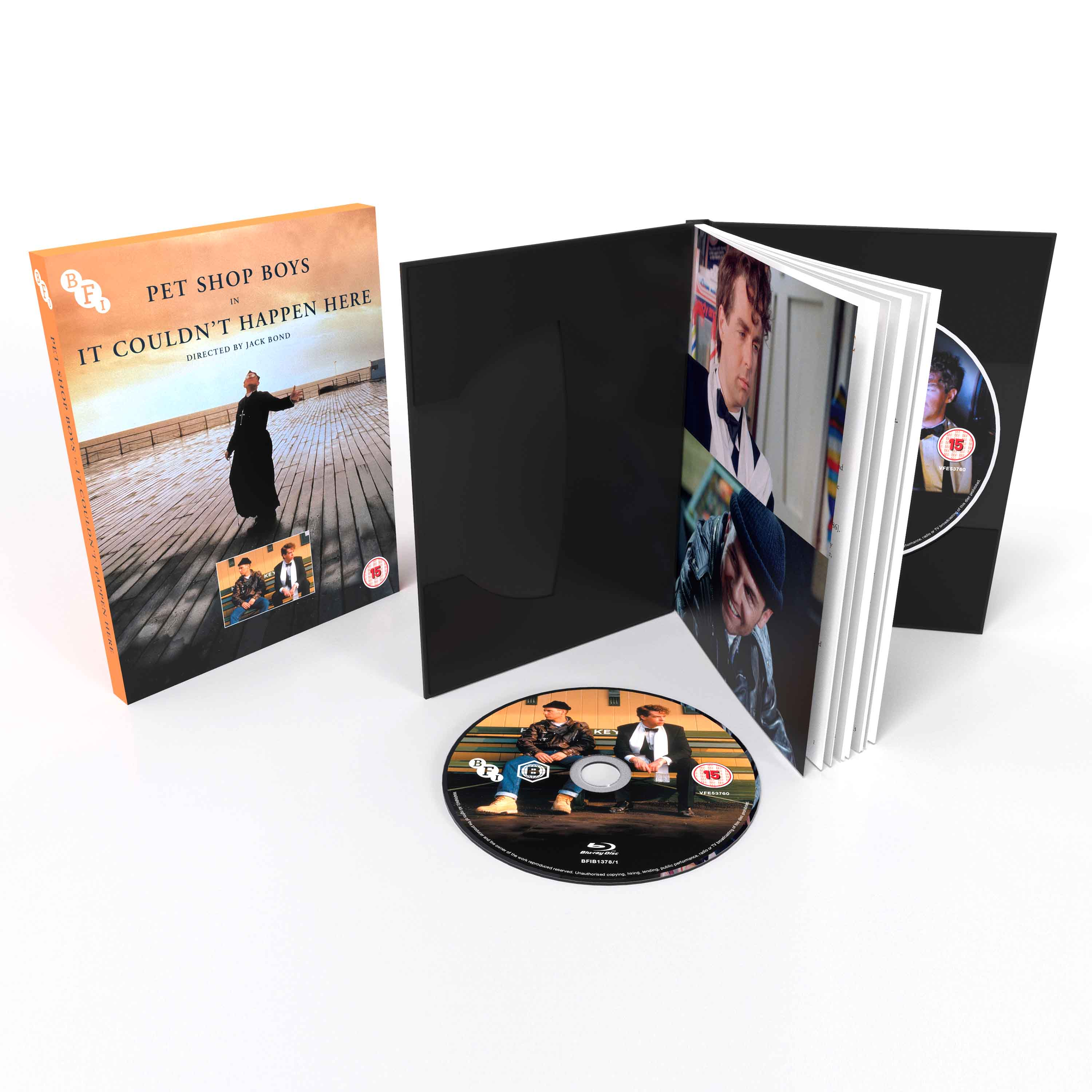Buy PRE-ORDER It Couldn't Happen Here (Limited Dual Format Edition)