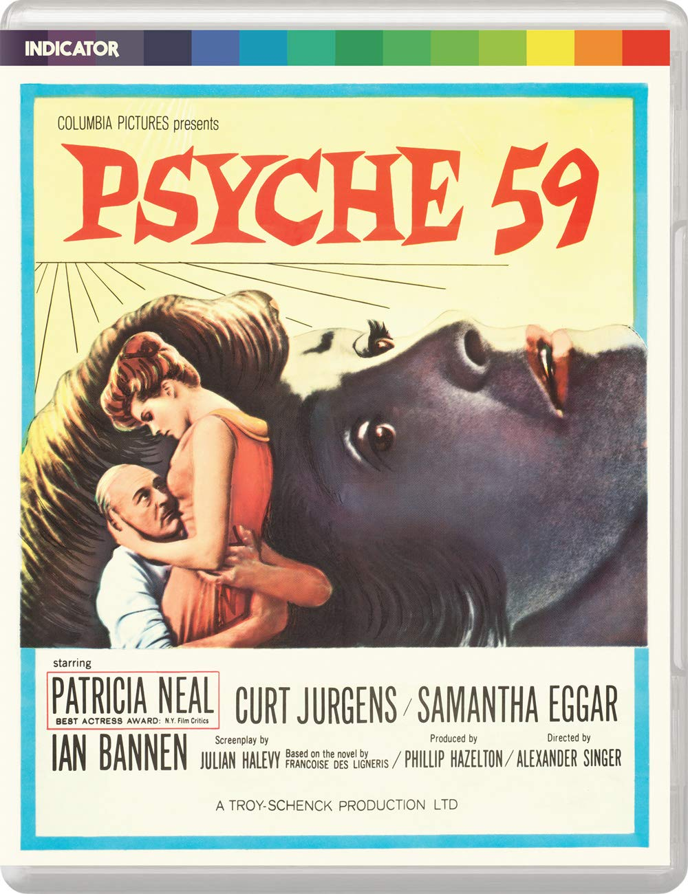 Buy Psyche 59 (Blu-ray)
