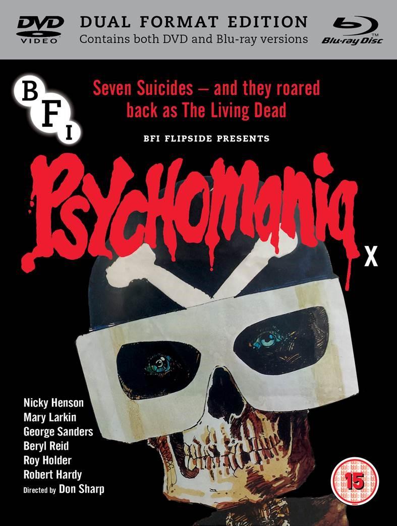 Buy Psychomania (Flipside 033) (Dual Format Edition)