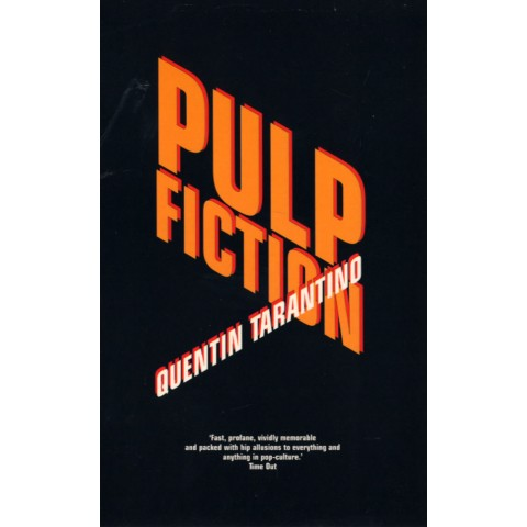 Buy Pulp Fiction Screenplay