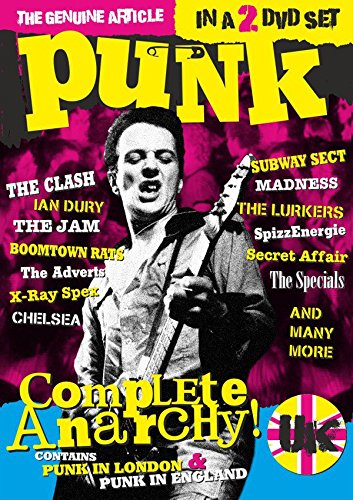 Buy Punk: Complete Anarchy