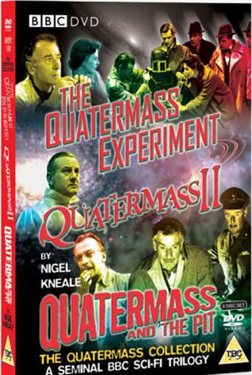Buy Quatermass Collection, The
