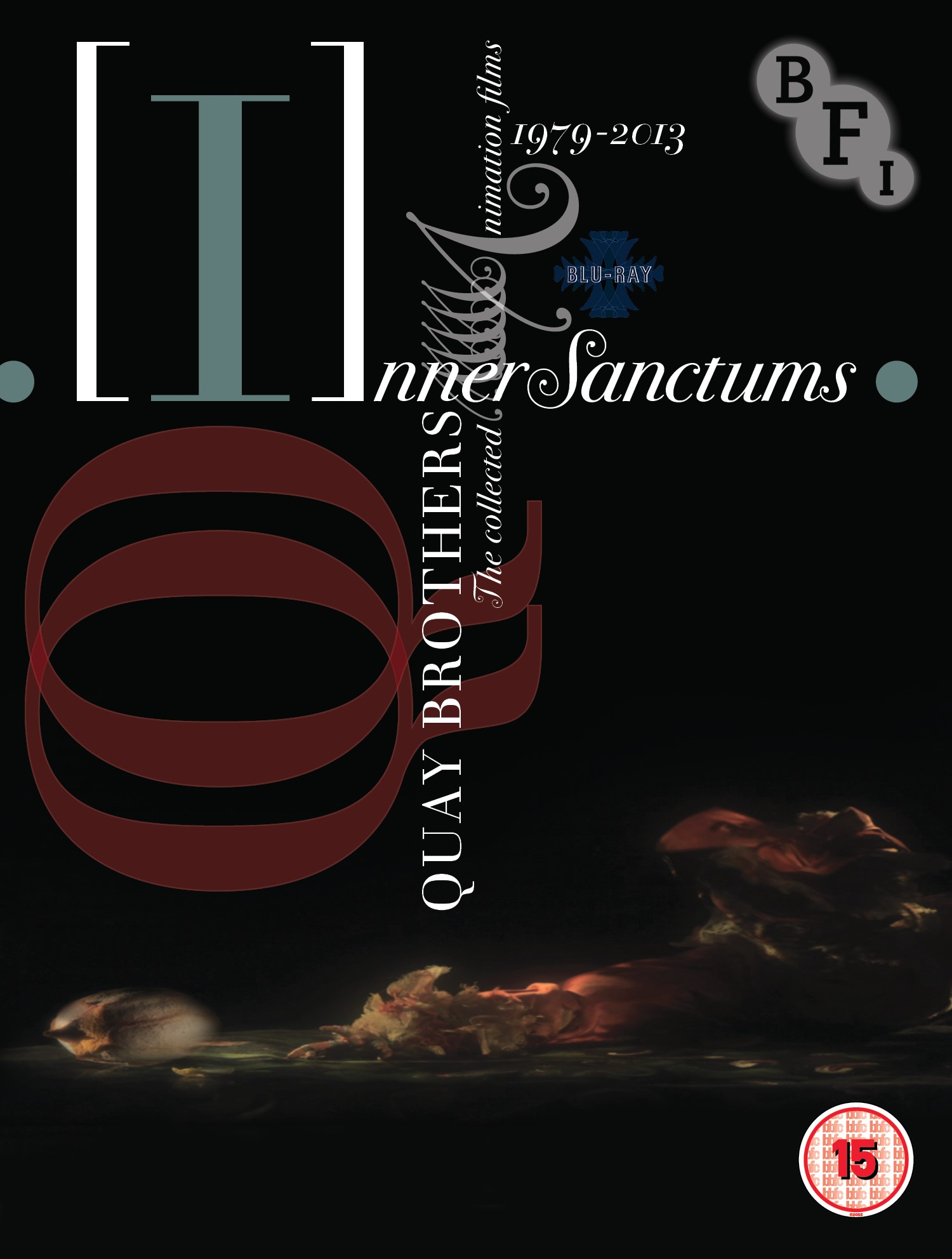 Buy Inner Sanctums Quay Brothers: The collected animated films 1979-2013