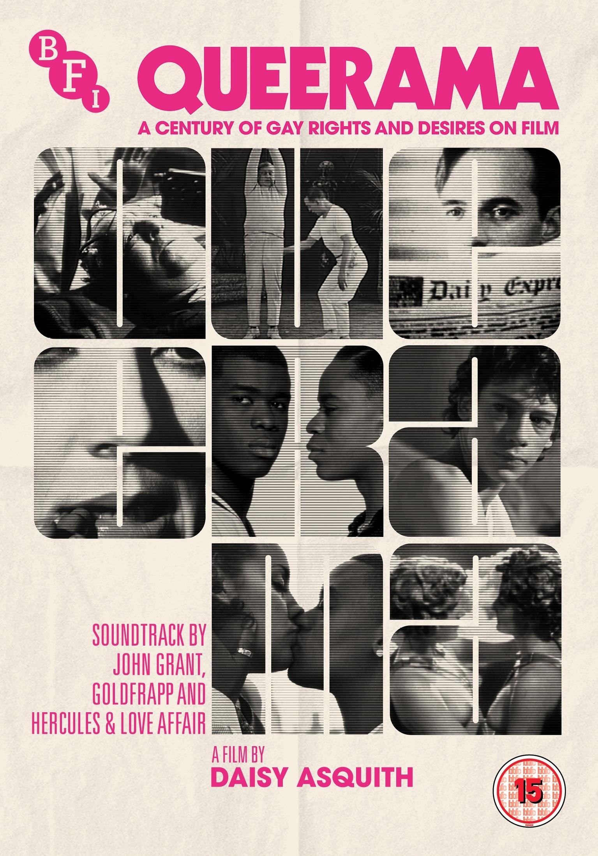 Buy PRE-ORDER Queerama (DVD)