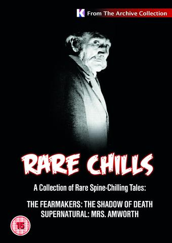 Buy Rare Chills - A Collection of Rare Spine-chilling Tales