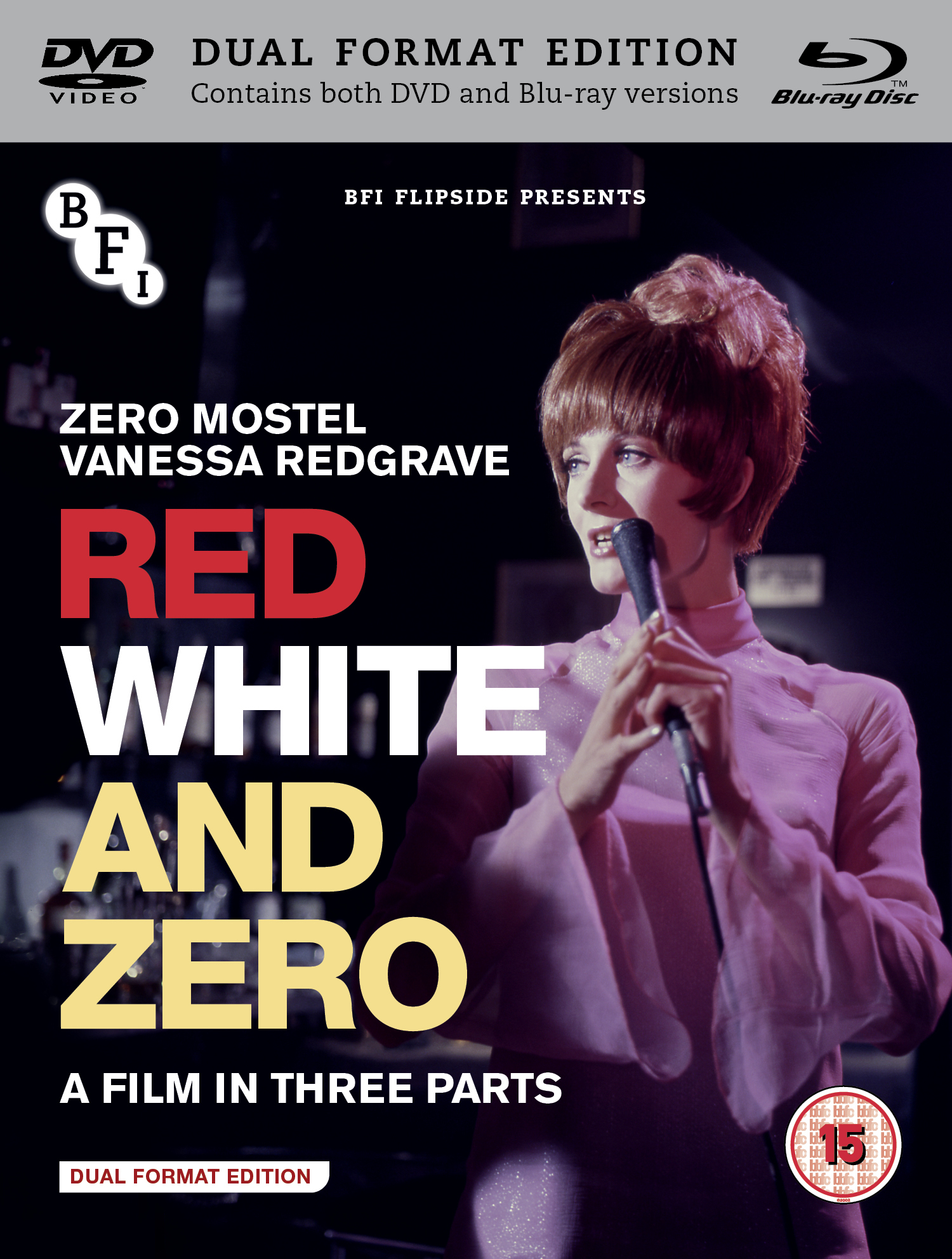 Buy PRE-ORDER Red, White and Zero (Flipside 036) (Dual Format Edition)