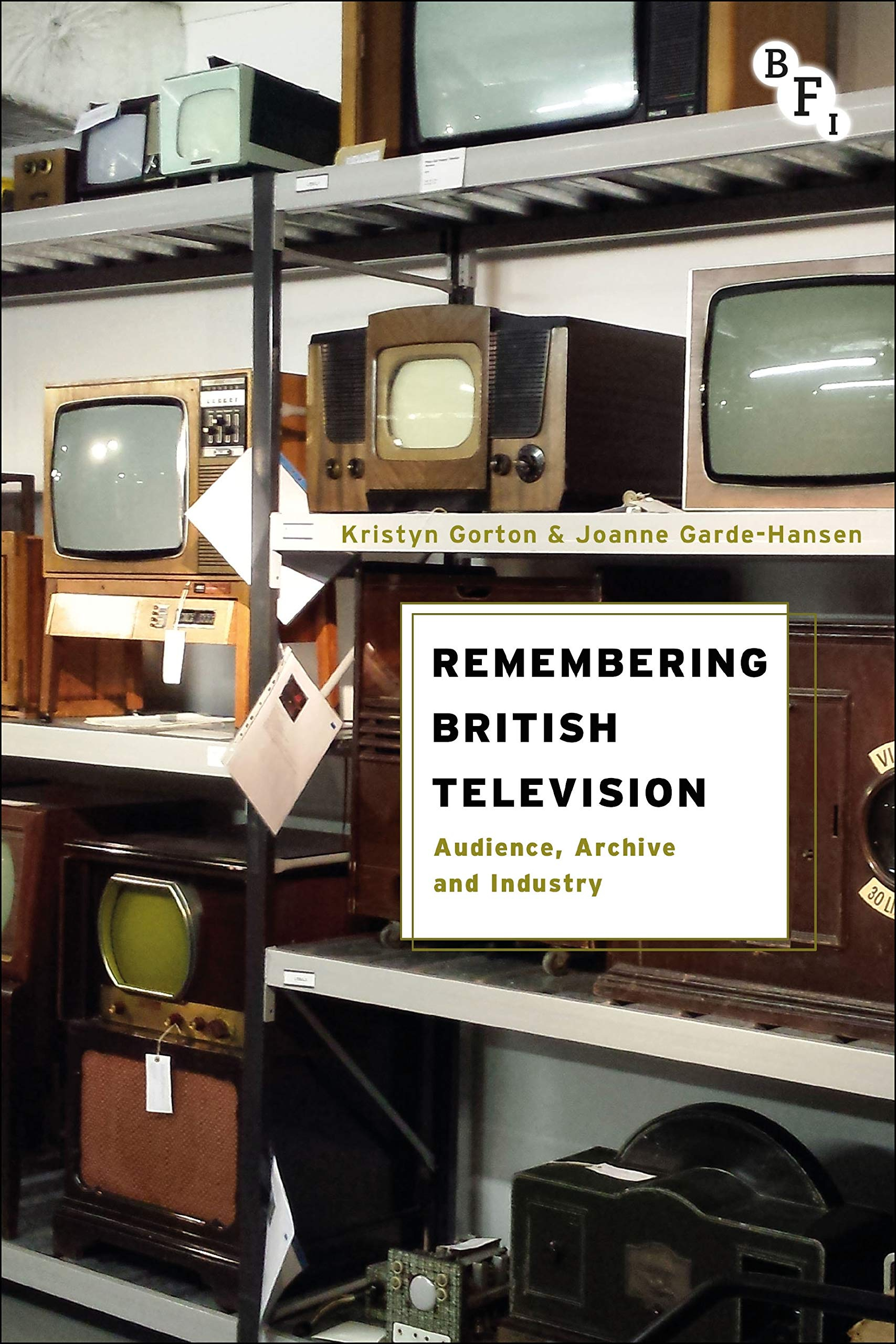 Buy Remembering British Television