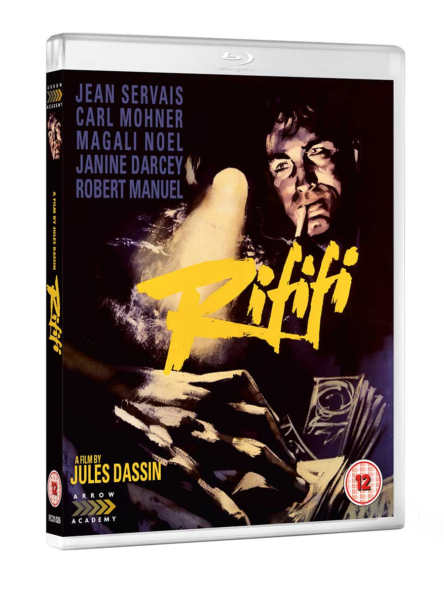 Buy Rififi (Blu-ray)