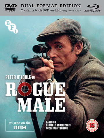 Buy PRE-ORDER Rogue Male (Dual Format Edition)