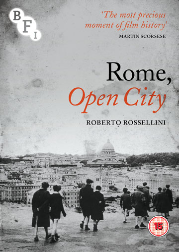 Buy Rome, Open City