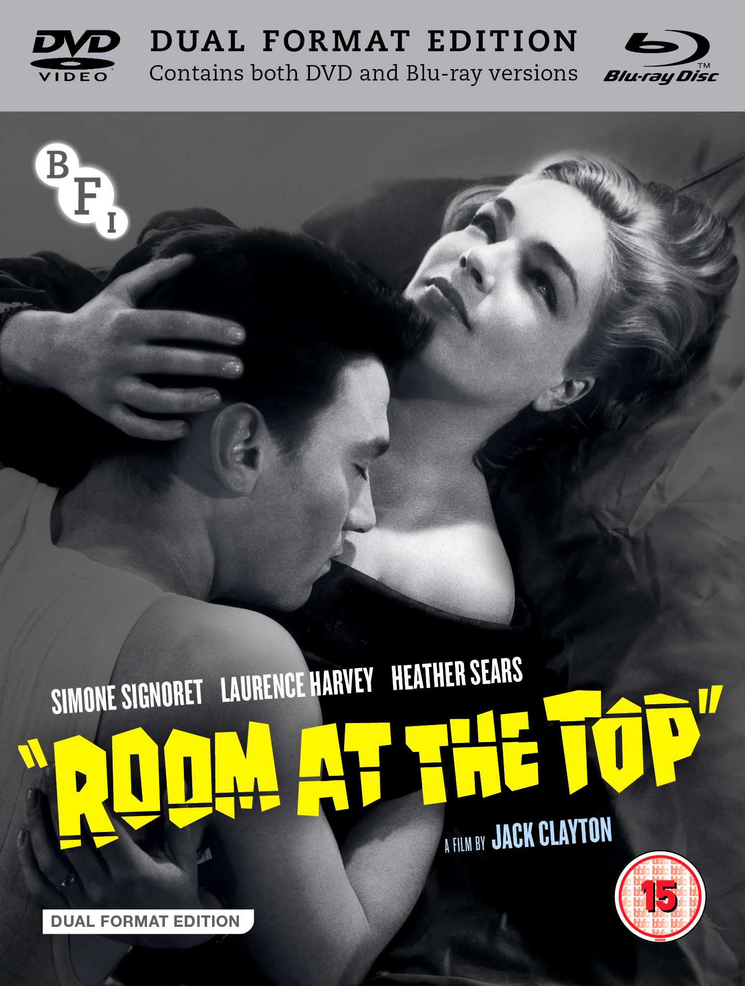 Buy PRE-ORDER Room at the Top (Dual Format Edition)