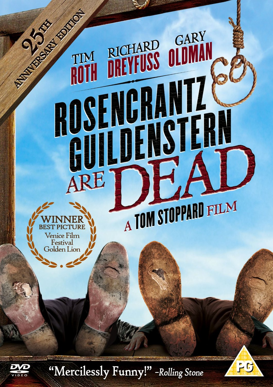 Buy Rosencrantz and Guildenstern are Dead - 25th Anniversary Edition