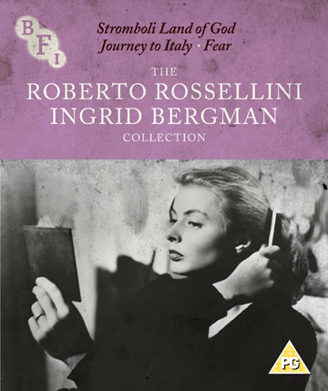 Buy The Roberto Rossellini Ingrid Bergman Collection (Blu-ray)