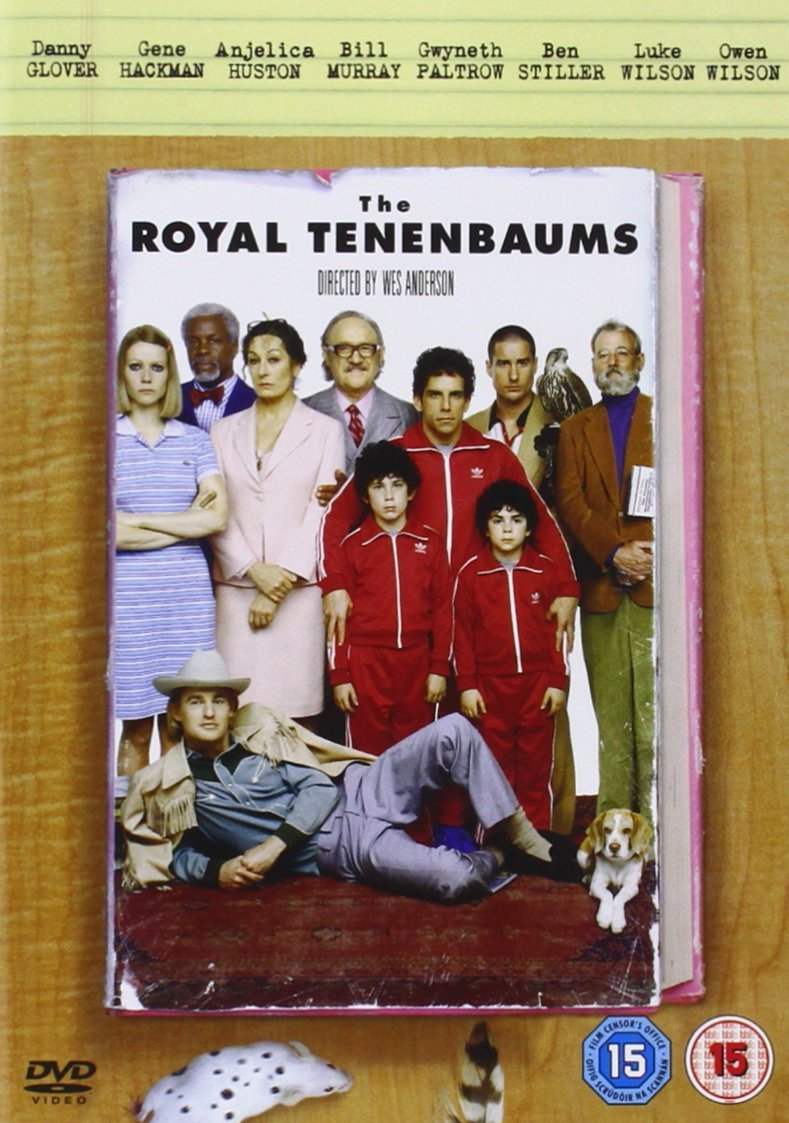 Buy The Royal Tenenbaums