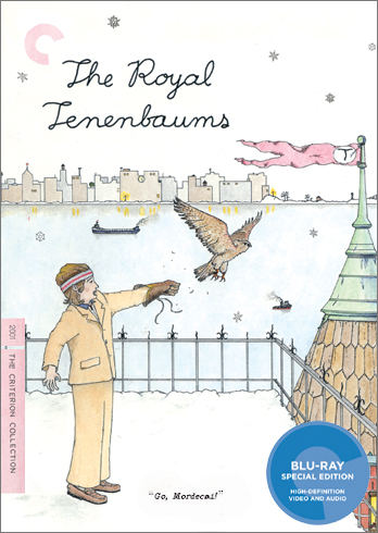 Buy The Royal Tenenbaums (Blu-ray)