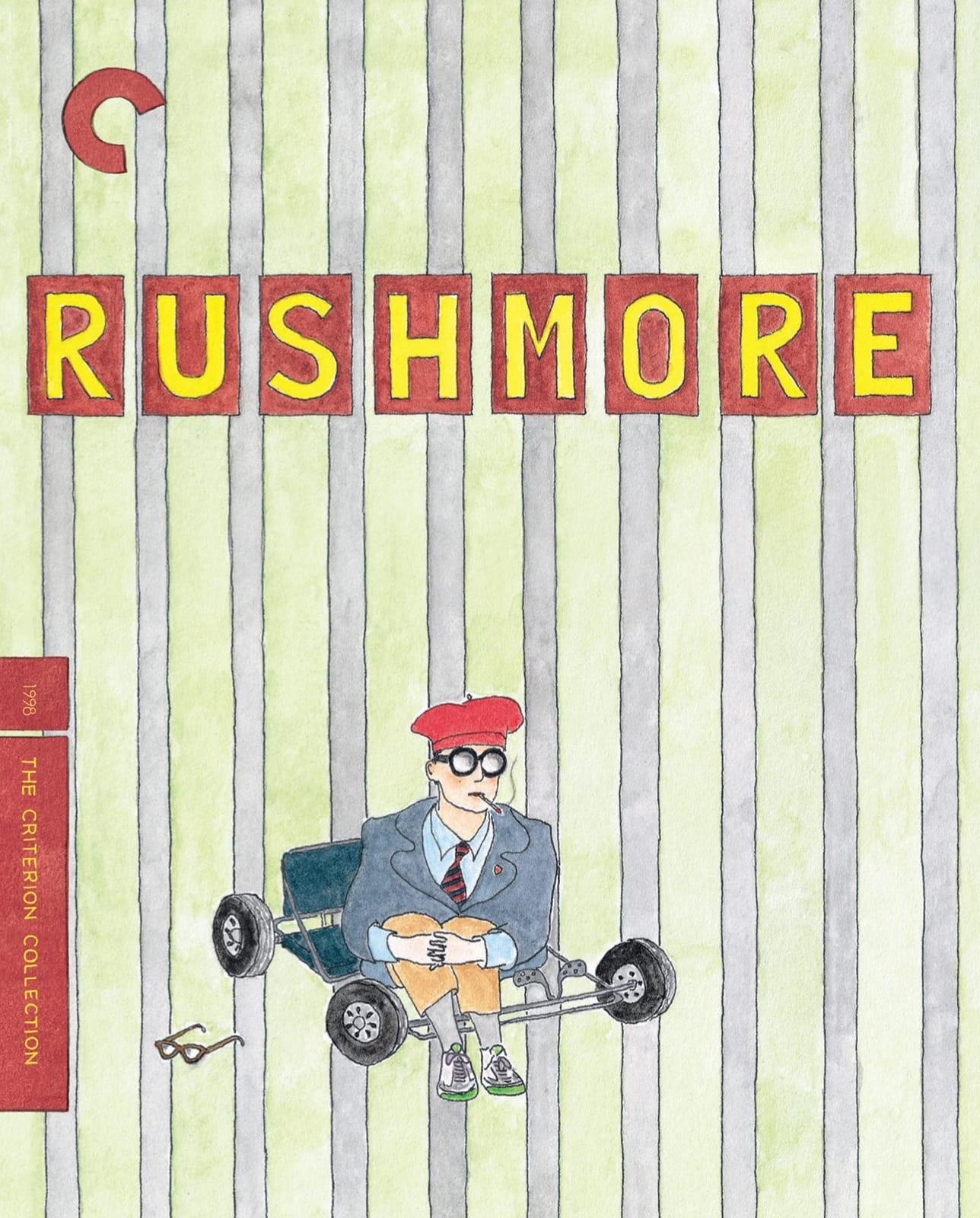 Buy PRE-ORDER Rushmore (Blu-ray)