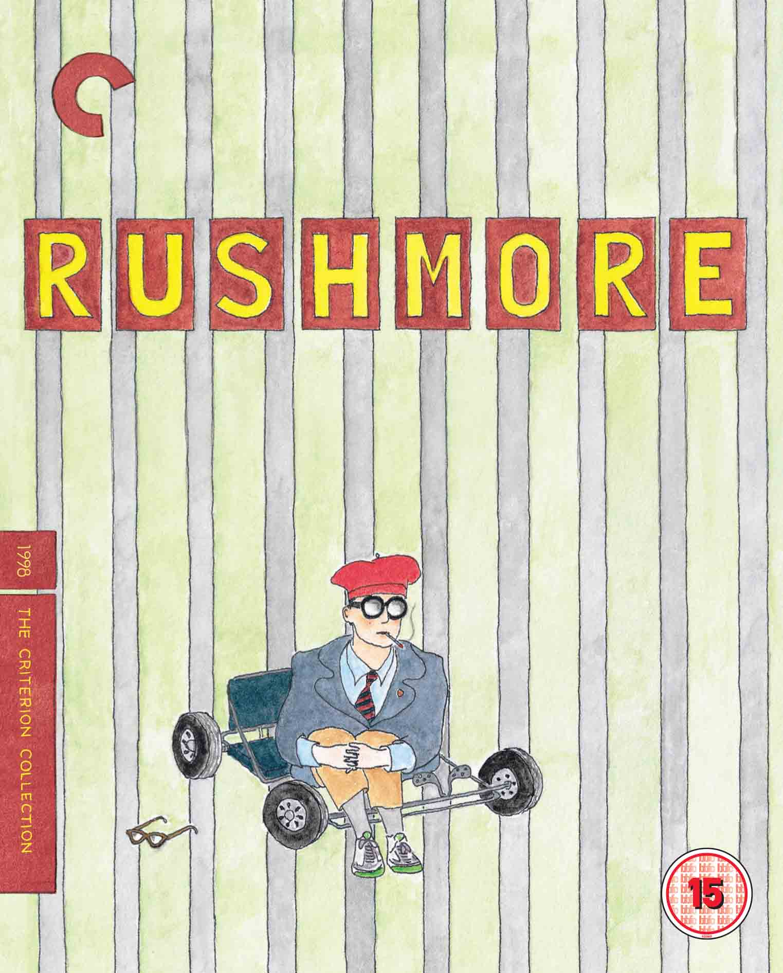 Buy Rushmore (Blu-ray)