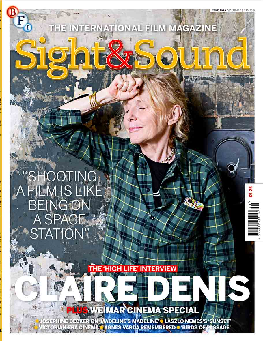 Buy Sight & Sound June 2019