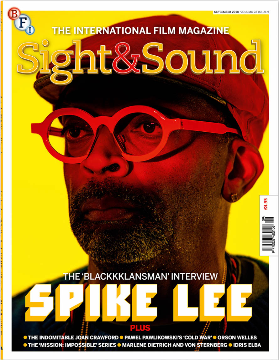Buy Sight & Sound September 2018