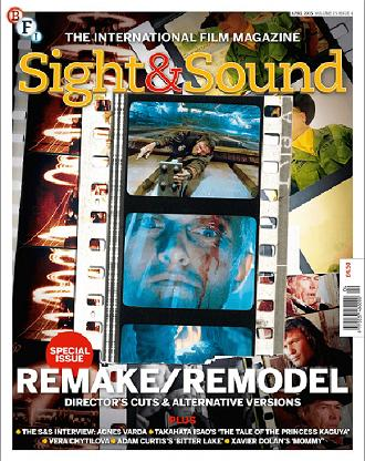 Buy Sight & Sound April 2015