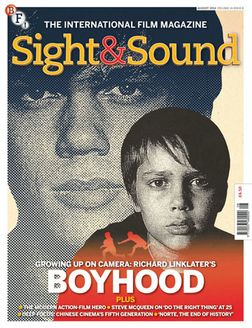 Buy Sight & Sound August 2014