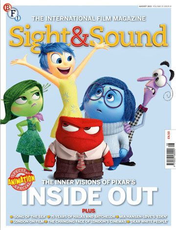 Buy Sight & Sound August 2015