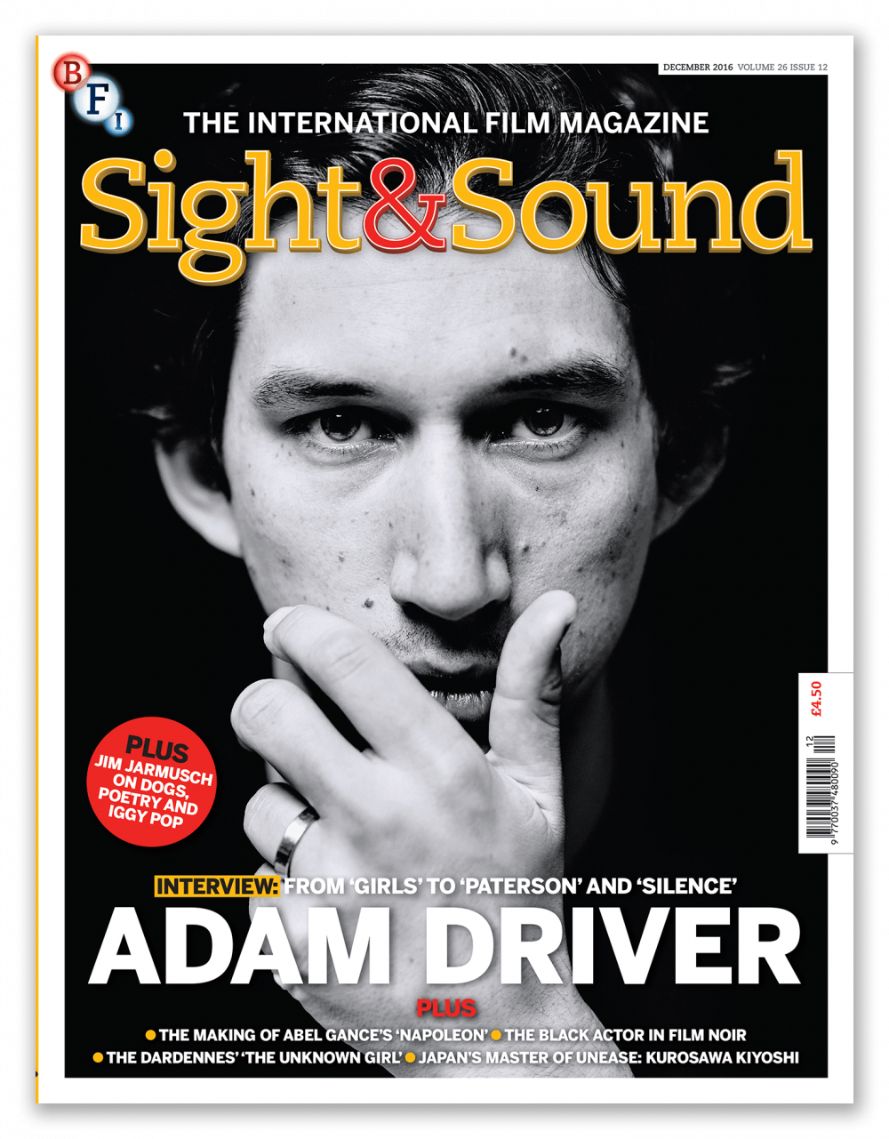 Buy Sight & Sound December 2016