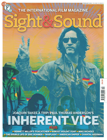 Buy Sight & Sound February 2015