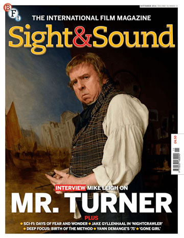 Buy Sight & Sound November 2014
