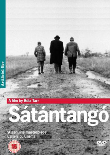 Buy Sátántangó (BFI Top 50) (=35)
