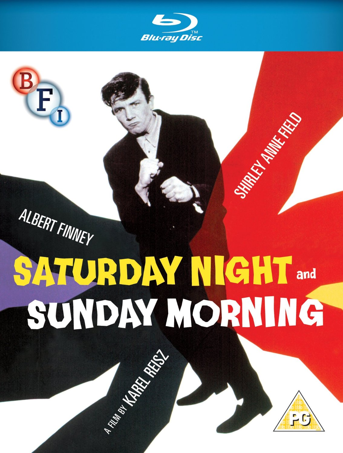 Buy Saturday Night and Sunday Morning (Blu-ray)