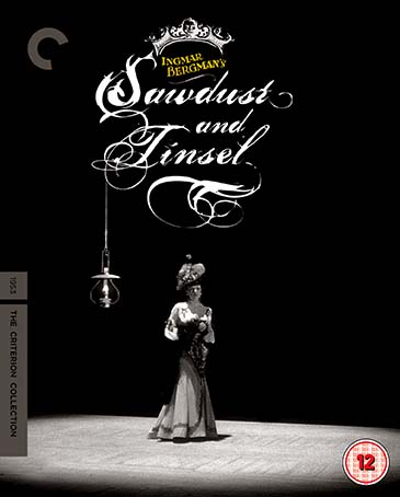 Buy Sawdust and Tinsel (Blu-ray)
