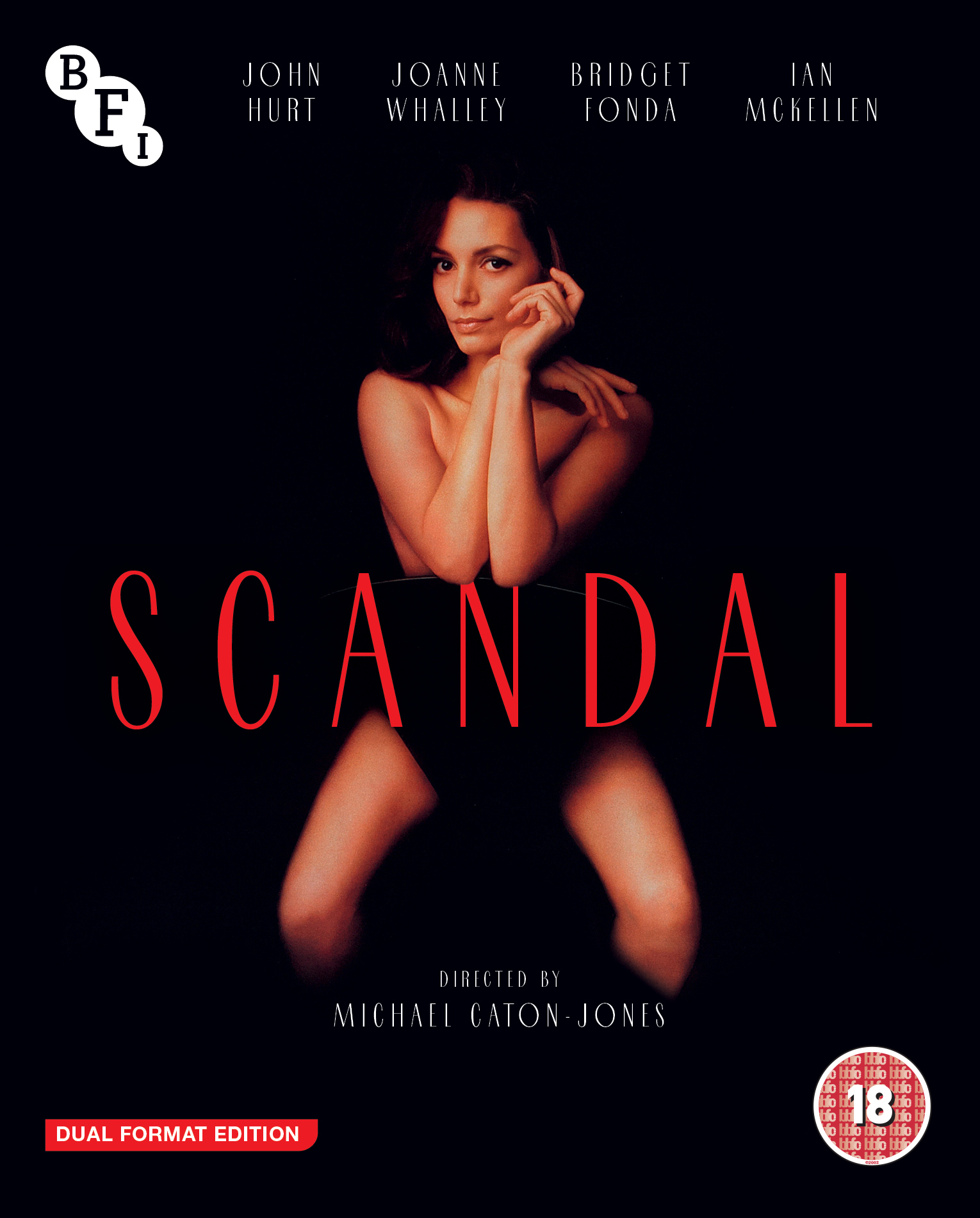 Buy PRE-ORDER Scandal (30th Anniversary Dual Format Edition)
