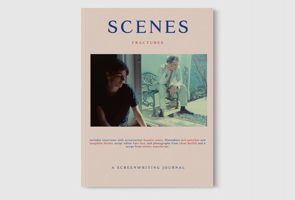 Buy Scenes Journal issue 2