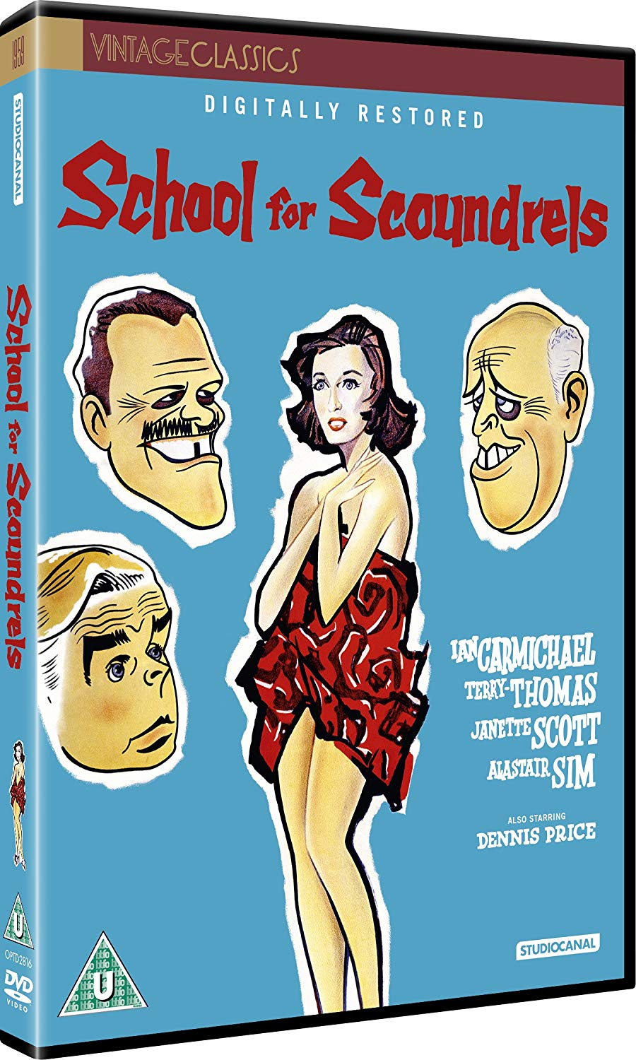 Buy School for Scoundrels