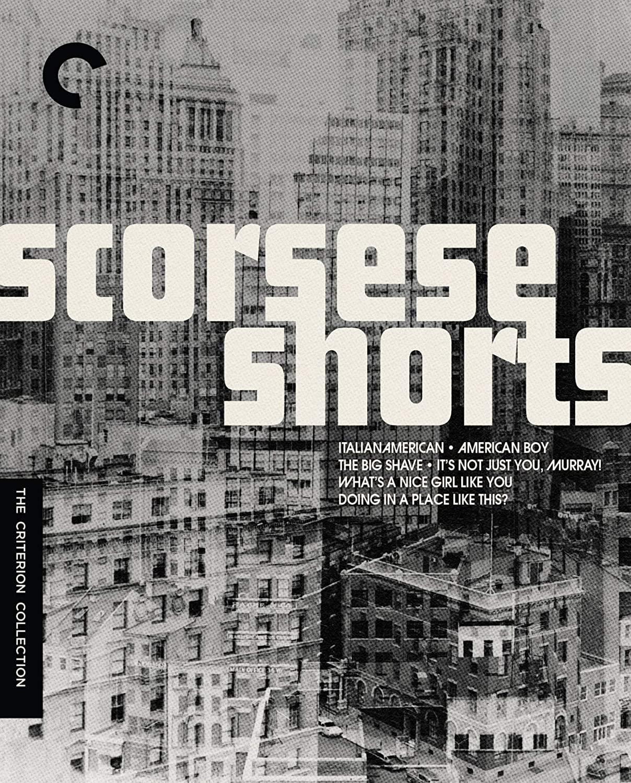 Buy PRE-ORDER Scorsese Shorts (Blu-ray)