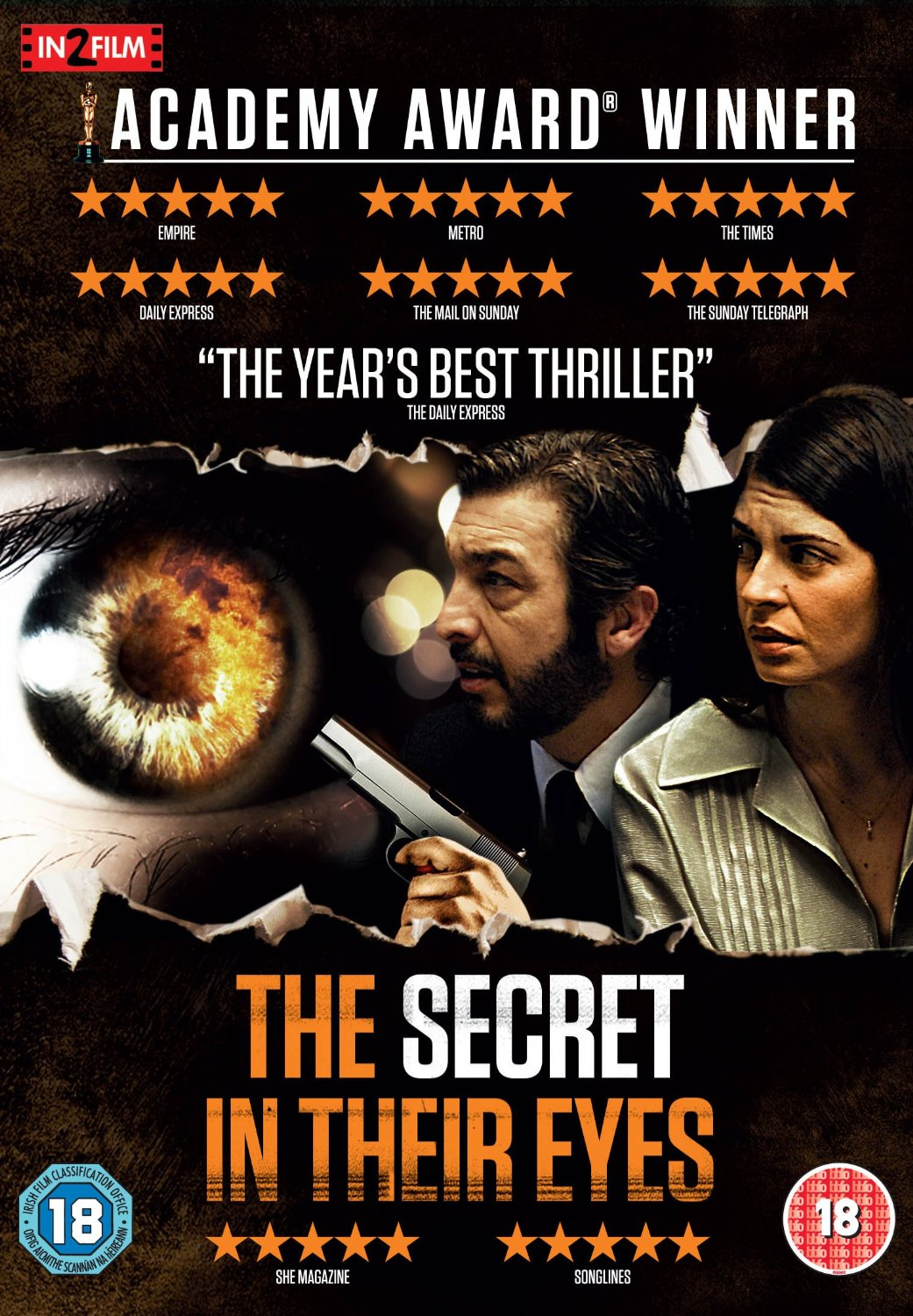 Buy The Secret in Their Eyes